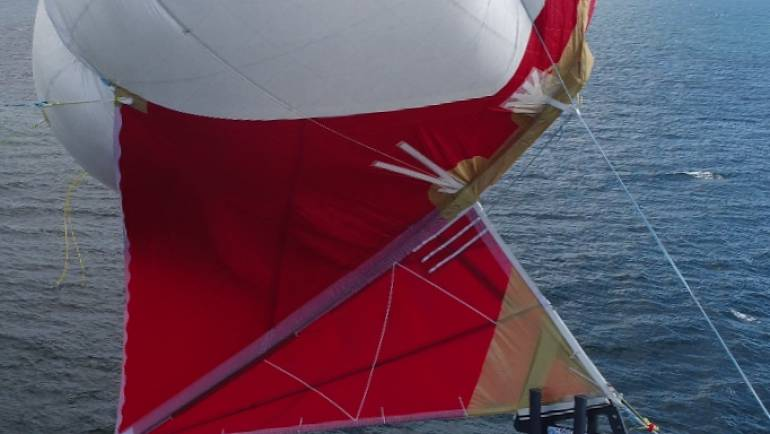 AEOLUS' Successful First Seagoing Trials