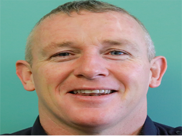 HALPIN welcomes P.O. Dave O'Leary as the new INS Secondment