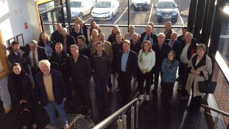 The Irish Marine Industry Network visits Killybegs