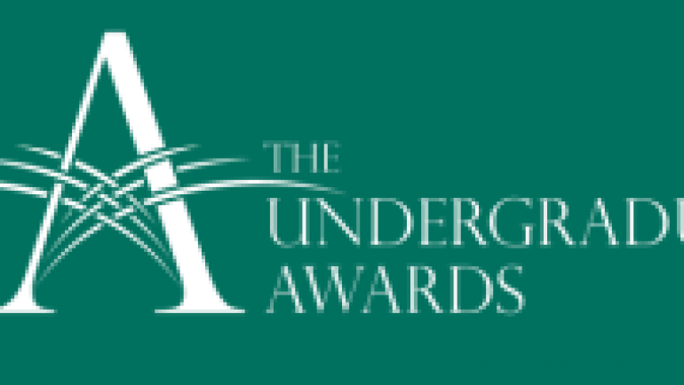 HALPIN's Rob Lynch selected as a Judge for the 2018 Undergraduate Awards